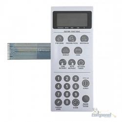 Membrana Microondas GE Moge 031adi